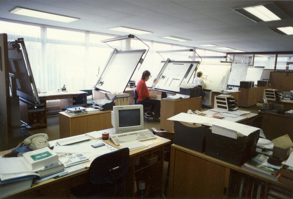 IBAK Design Studio - 1990