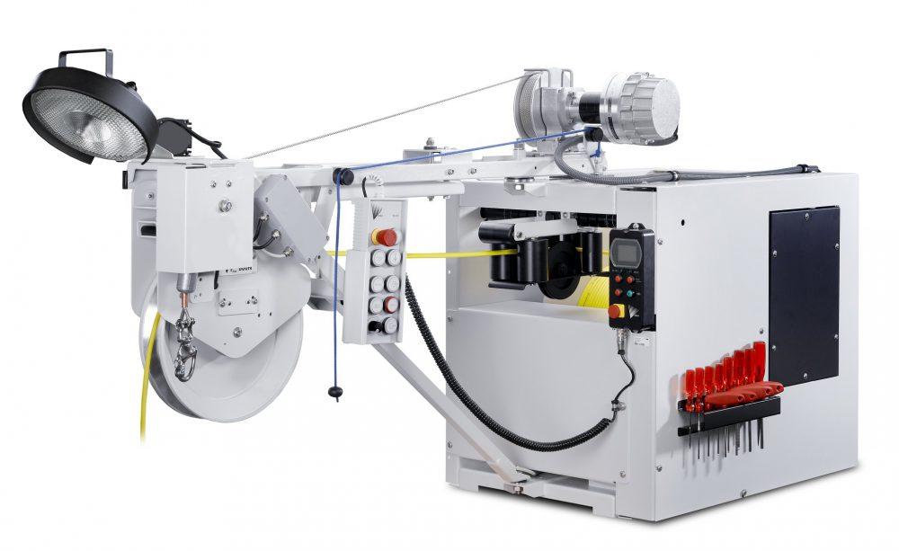 KW 505 Fiber Optic Reel