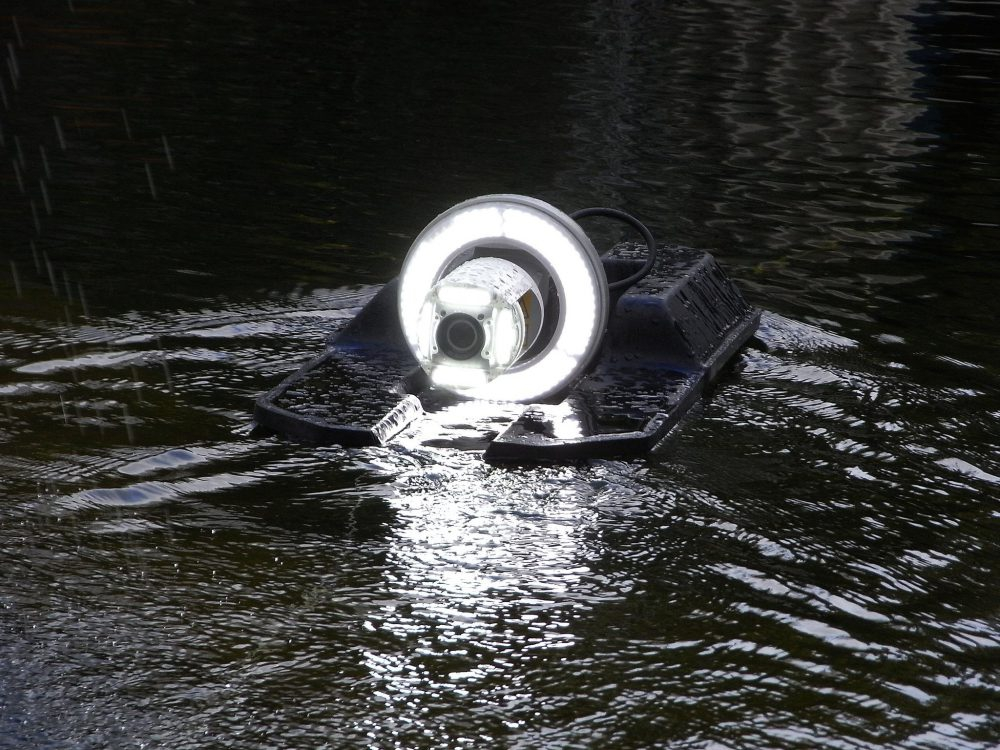 ARGO Camera Raft