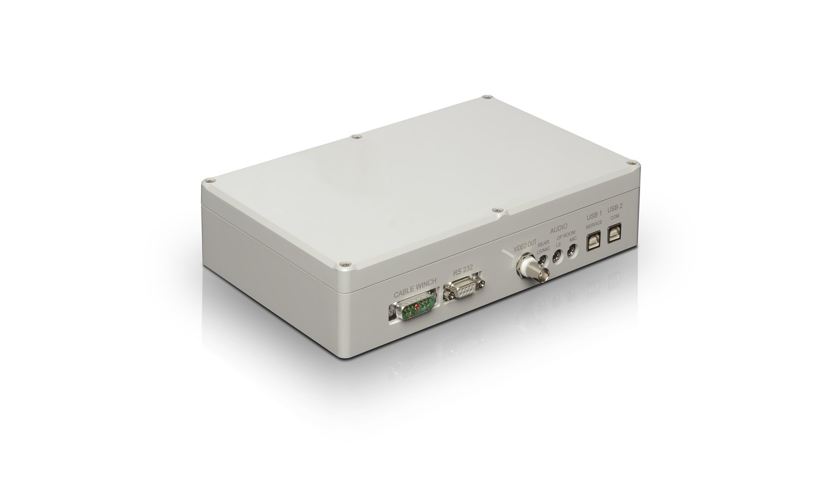 BS 10 Interface box