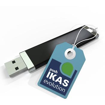 IKAS Evolution Push Software