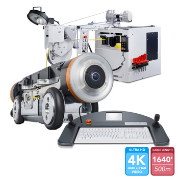 PANORAMO® 4K Inspection Package