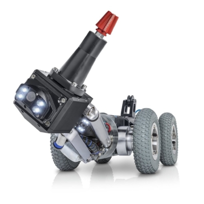 MicroGator 2.0 Cutter/Grinder (Grey Pneumatic Wheels)