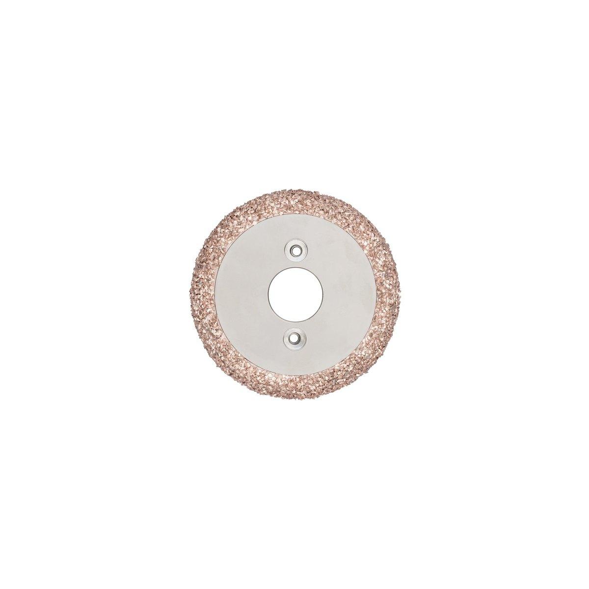 Tungsten High Traction Wheel