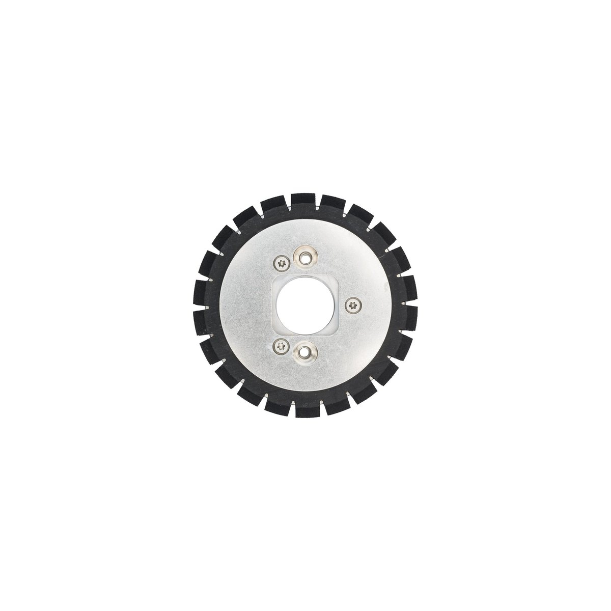 Treaded Wheel
