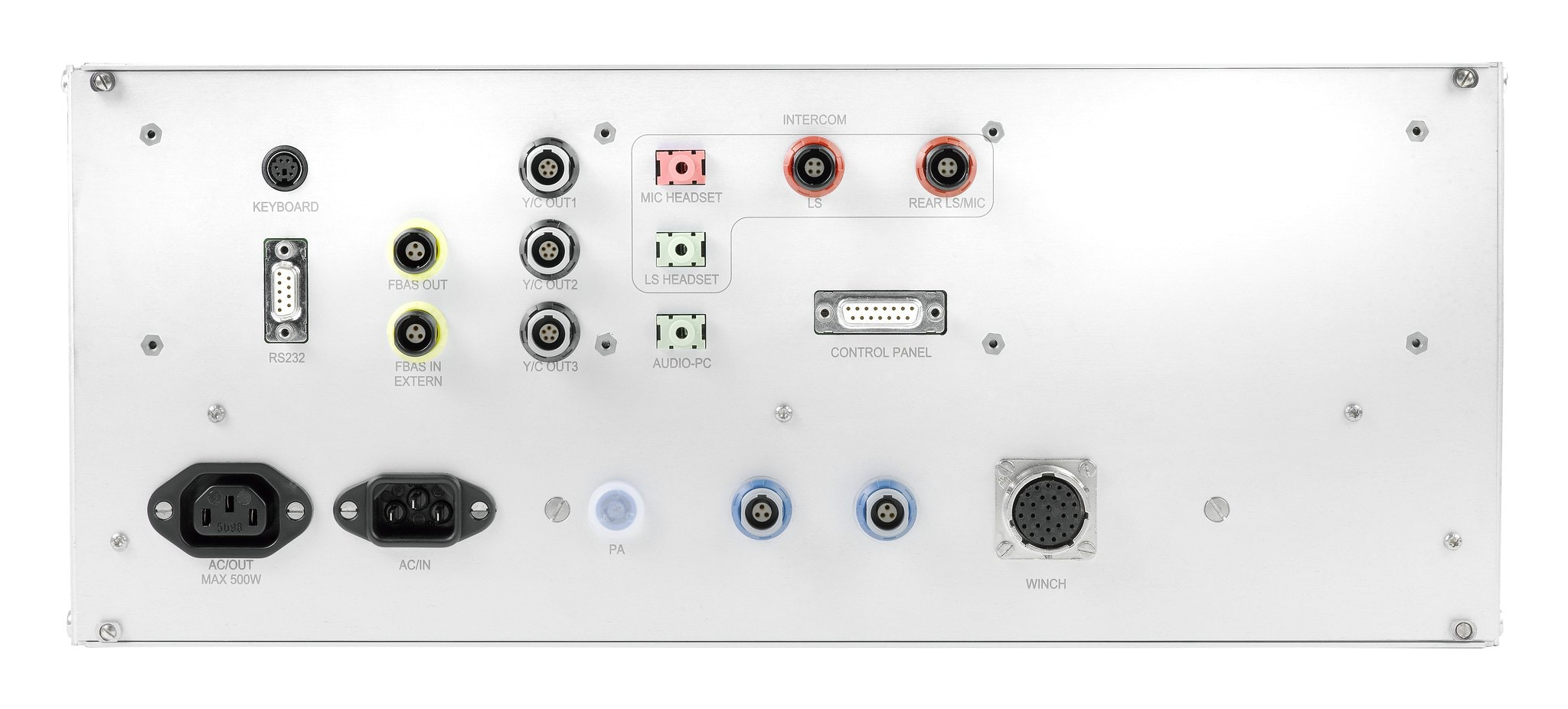 BS 7.0 Control Unit Interface Box