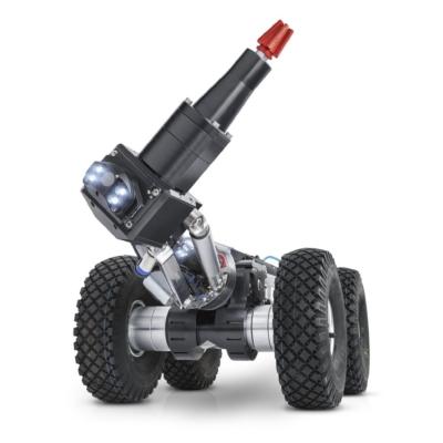 MicroGator 2.0 Cutter/Grinder (Large Pneumatic Wheels)