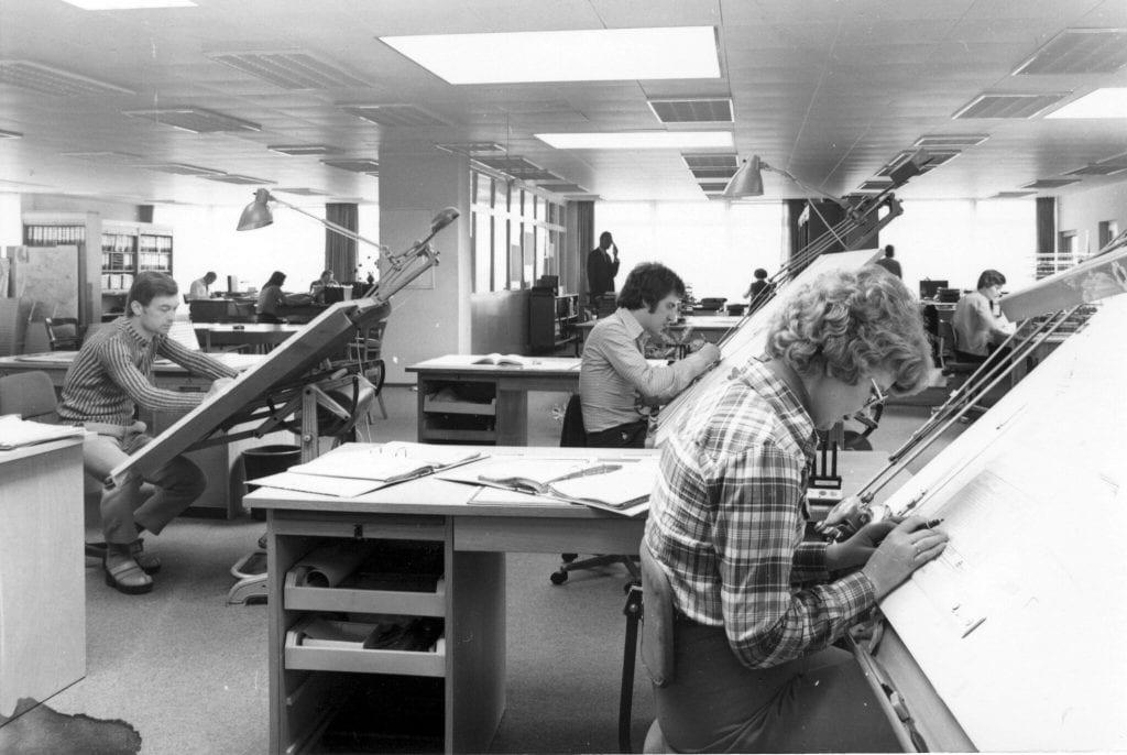 IBAK Design Studio - 1970