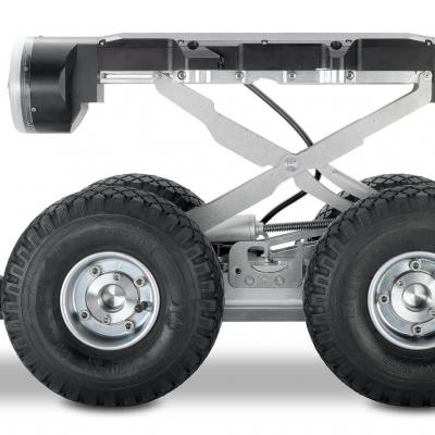 XL Pneumatic Tires on PANORAMO