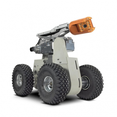 """""""Horse"""" Height Attachment for T76 (Pneumatic Wheels not included)"""