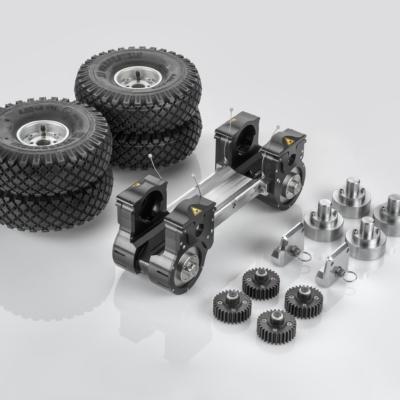 "MicroGator 2.0 Accessories (18""/450mm-32""/600mm)"