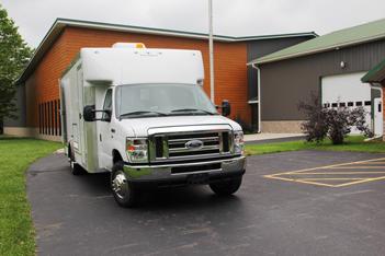 Inspection Truck for MicroGator® Cutter/Grinder