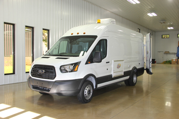 Ford Transit Inspection Vehicle