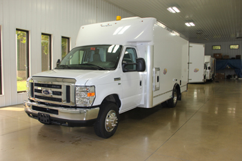 Standard Build Inspection Truck